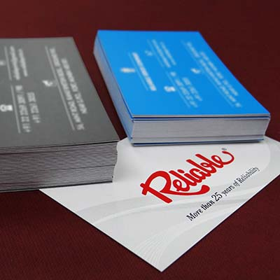 Premium business cards printing online double sided business cards premium business cards both side printing reheart Gallery