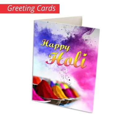 Holi Greeting Cards