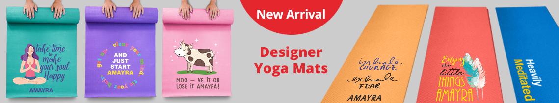 Designer Yoga Mats