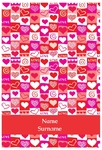 Valentine NotePad 8