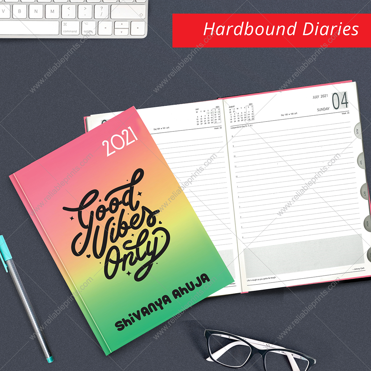 HardBound Diaries