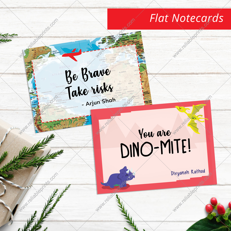Note Cards (Set of 9)