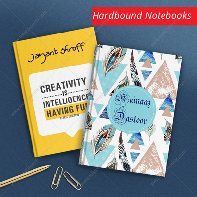 HardBound NoteBooks