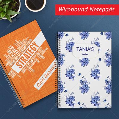 WiroBound NotePads