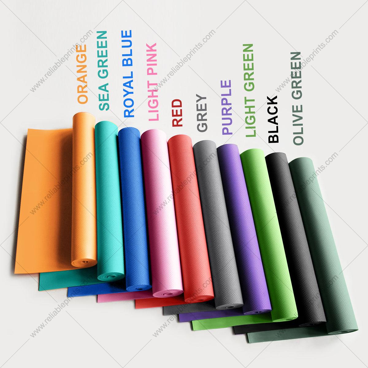 Mat Colour